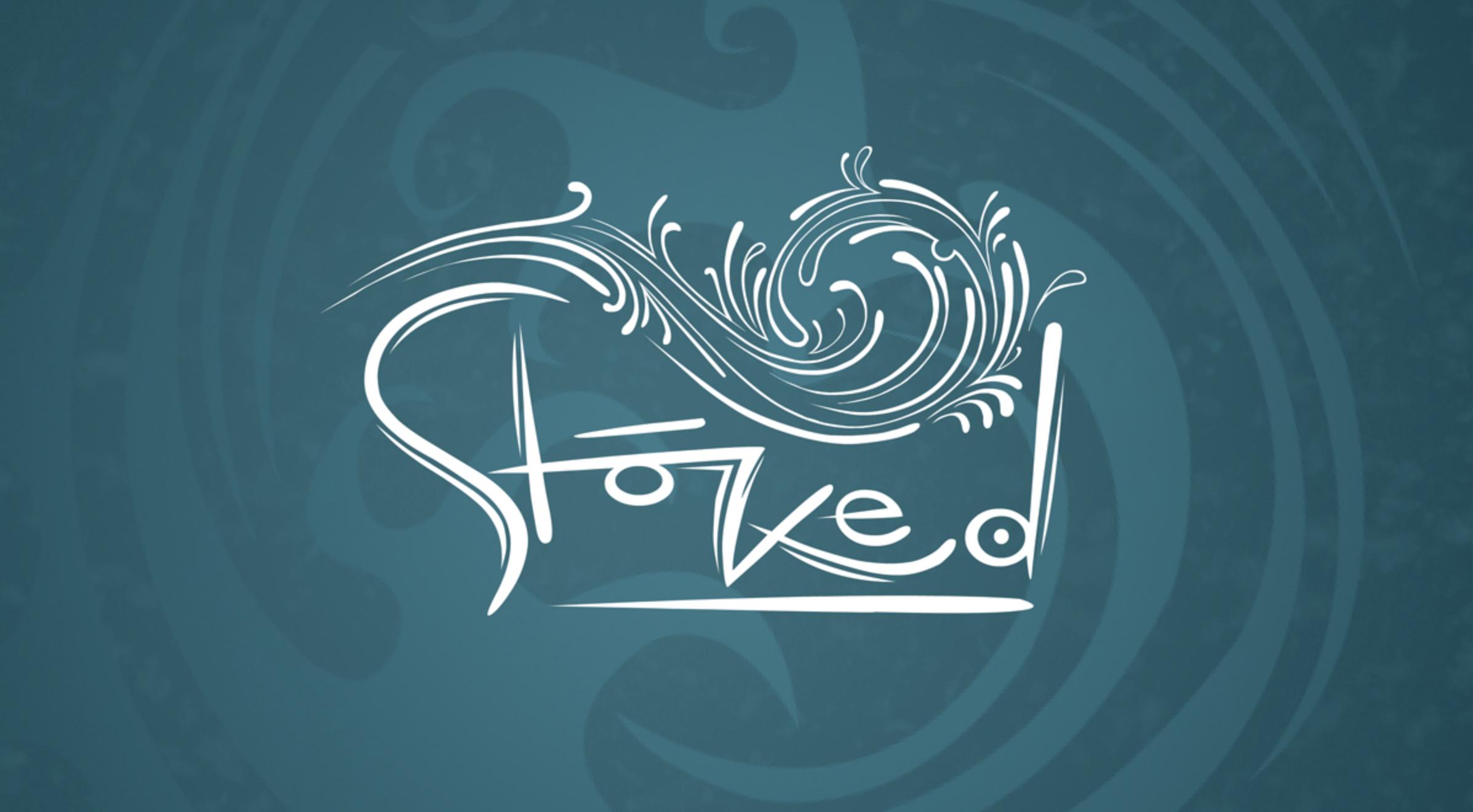Stoked logo